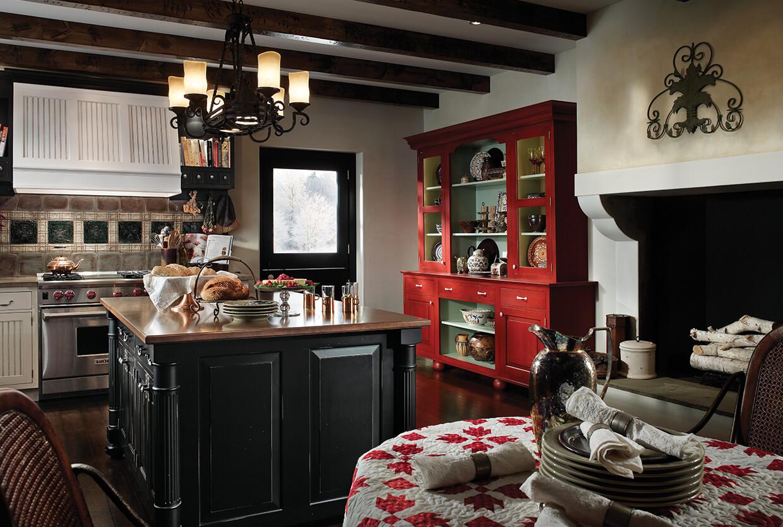 Kitchen Design European Country - Kinetic Kitchen and Baths