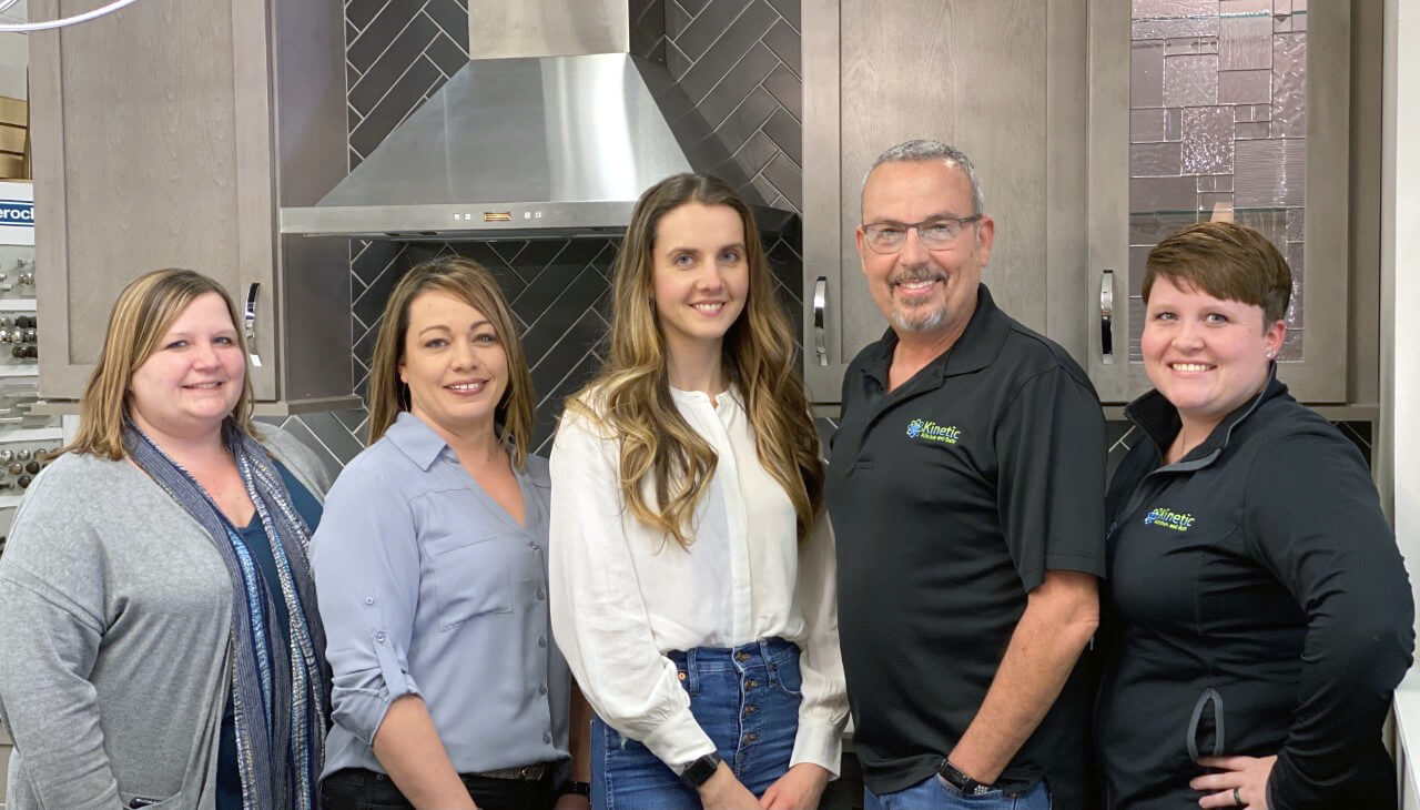 Kinetic Kitchen and Bath Design Team