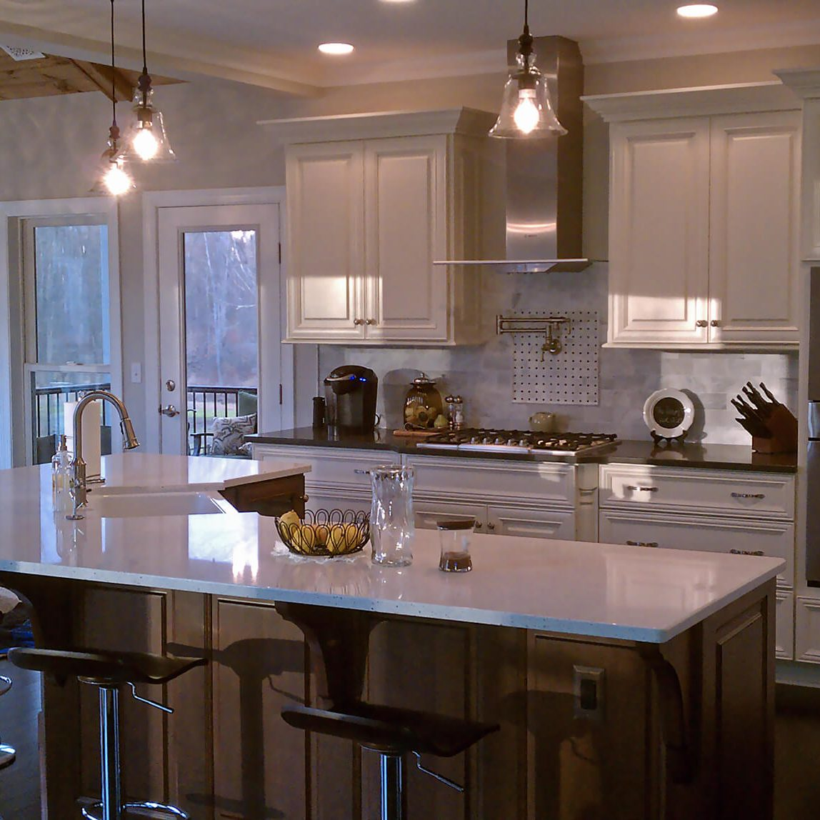Our Work - Kinetic Kitchen and Bath Gallery Photo - Kitchen remodel design 16