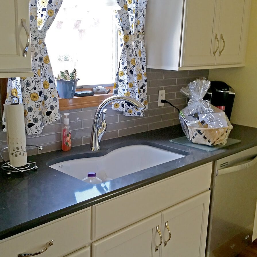 Kinetic Kitchen and Bath Gallery Photo - Kitchen remodel design 5