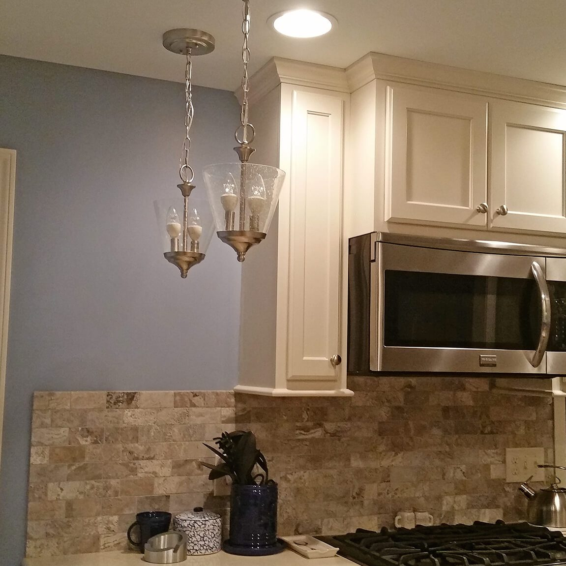 Kinetic Kitchen and Bath Kitchen Photo for gallery page after a remodel