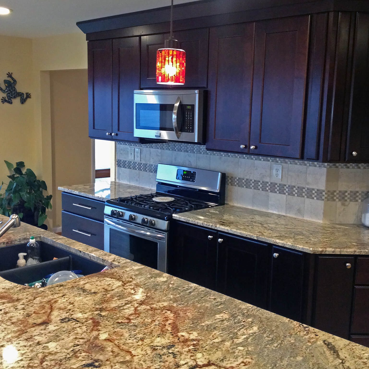 Kinetic Kitchen and Bath Gallery Photo - Kitchen remodel design 12