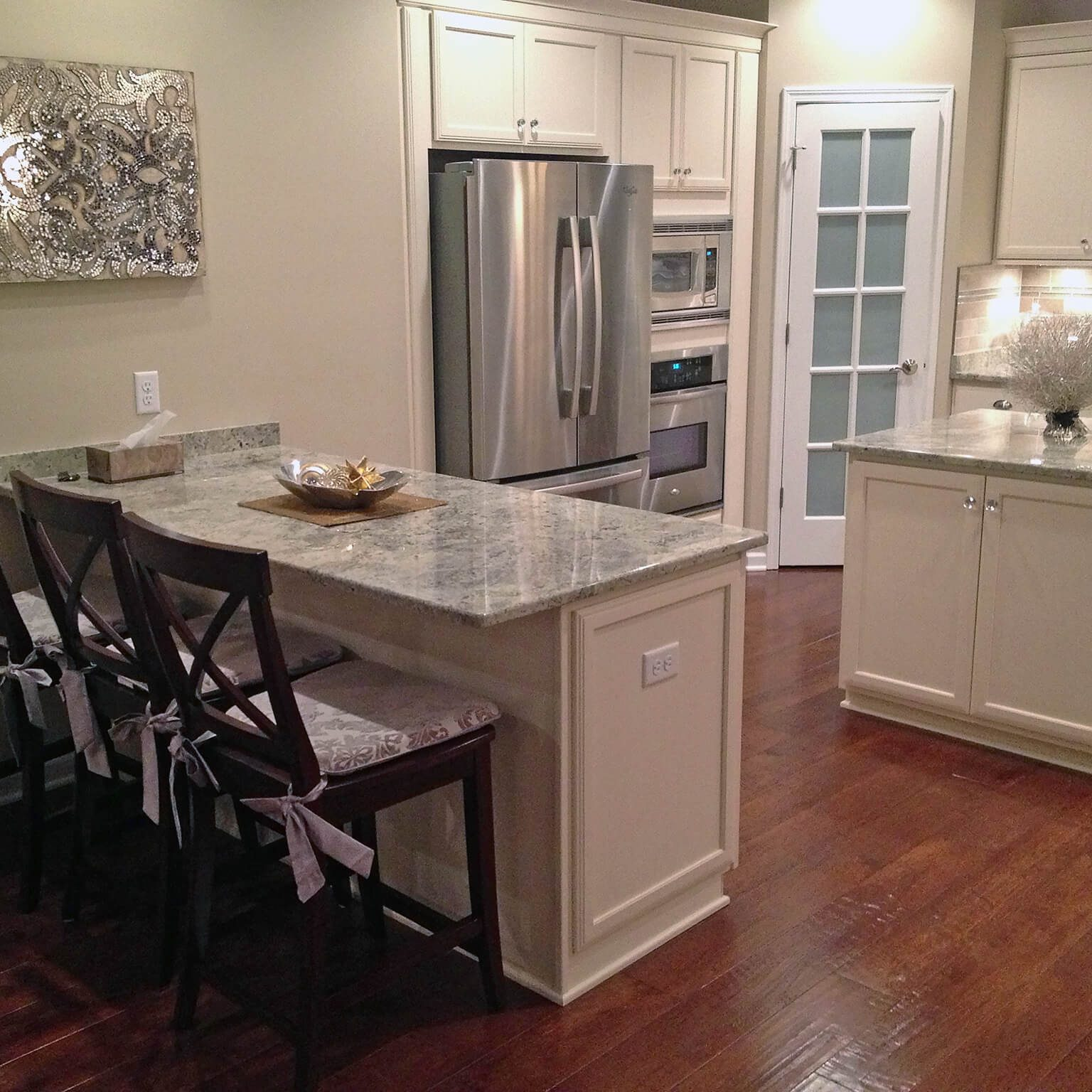 Kinetic Kitchen and Bath Gallery Photo - Kitchen remodel design 14