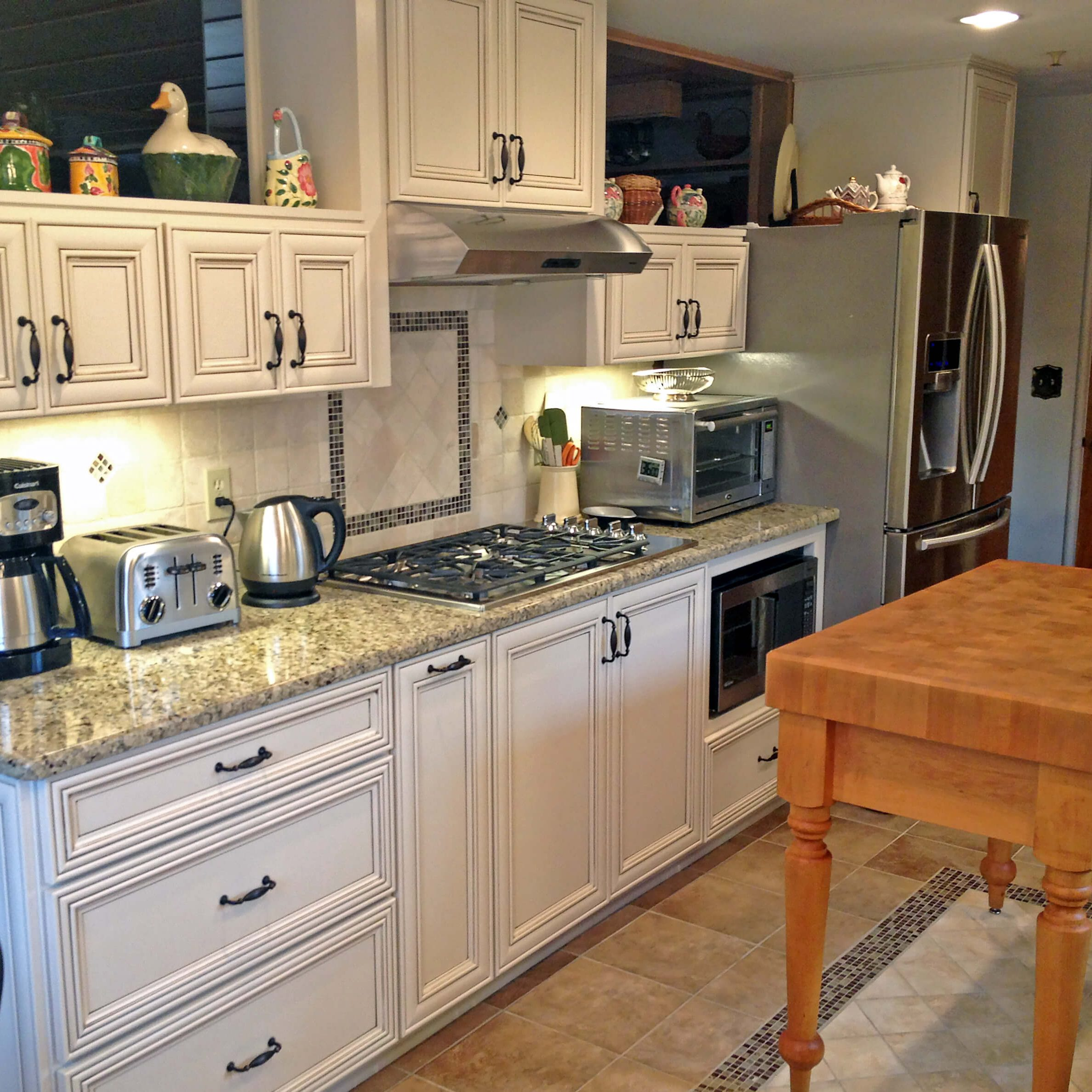 Kinetic Kitchen and Bath Gallery Photo - Kitchen remodel design 10