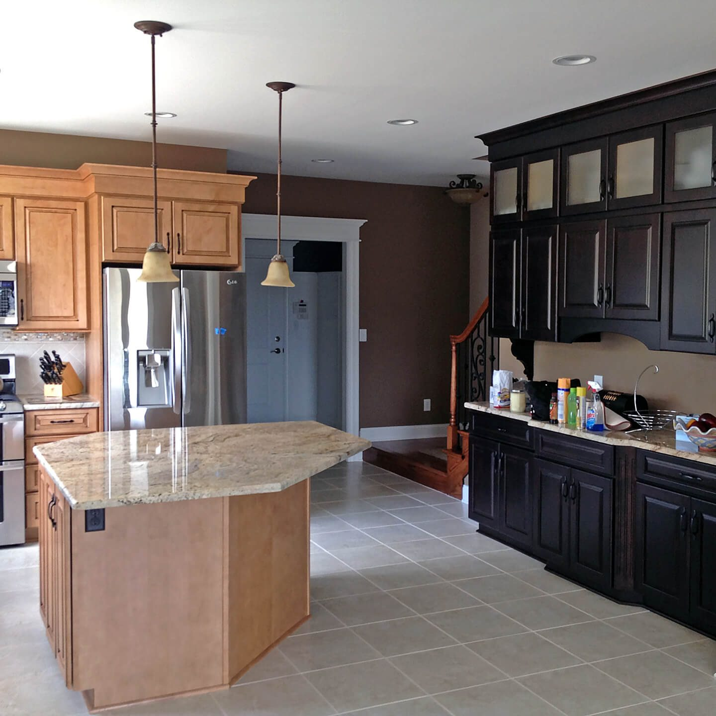 Kinetic Kitchen and Bath Gallery Photo - Kitchen remodel design 9