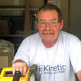 Kinetic Kitchen and Bath Our Team - Keith's full color portrait