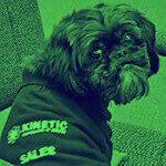 Kinetic Kitchen and Bath Our Team - Tobie's duotone portrait